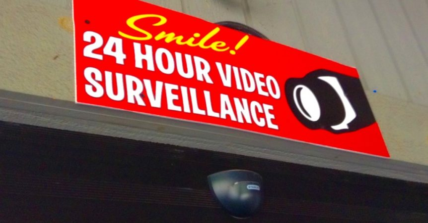 video surveillance is not just for emplyers any longer