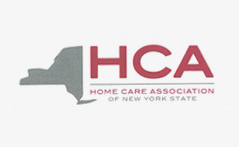 HCA Home Care Association of New York State logo