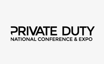 Private Duty National Conference & Expo logo