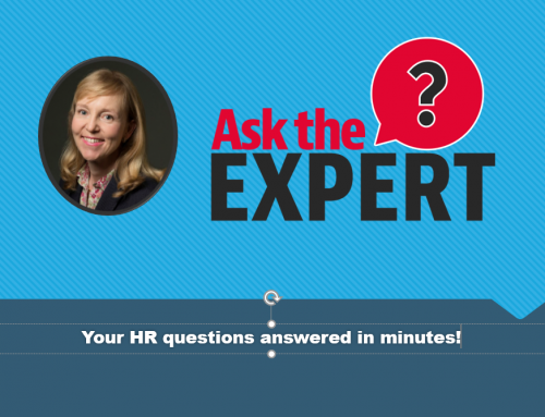 Ask The HR Expert #25 – Can I pay different rates of pay to the same employee?