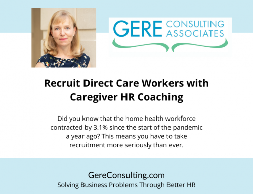 Recruit Direct Care Workers with HR Coaching
